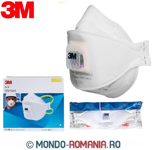 Echipament protectie Drager - Semimasca cu supapa Drager X-plore 1320