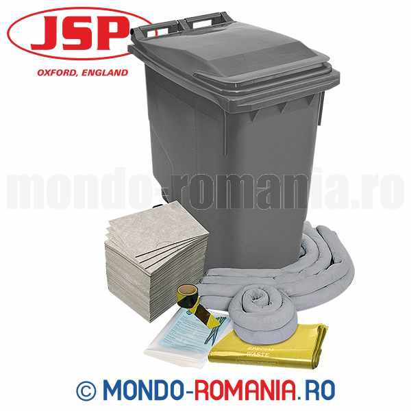 Kit de interventie, de uz general, pentru scurgeri JSP MAINTENANCE KIT 200L
