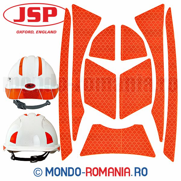 Casti protectie - Kit JSP sticker casca